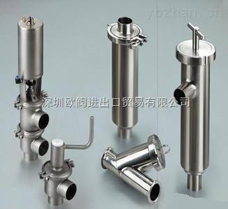 進口衛生級截止閥|進口不銹鋼衛生級截止閥|進口快裝截止閥|進口316L截止閥