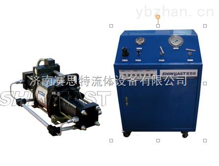 气体驱动高压增压设备 气体增压泵 高质量