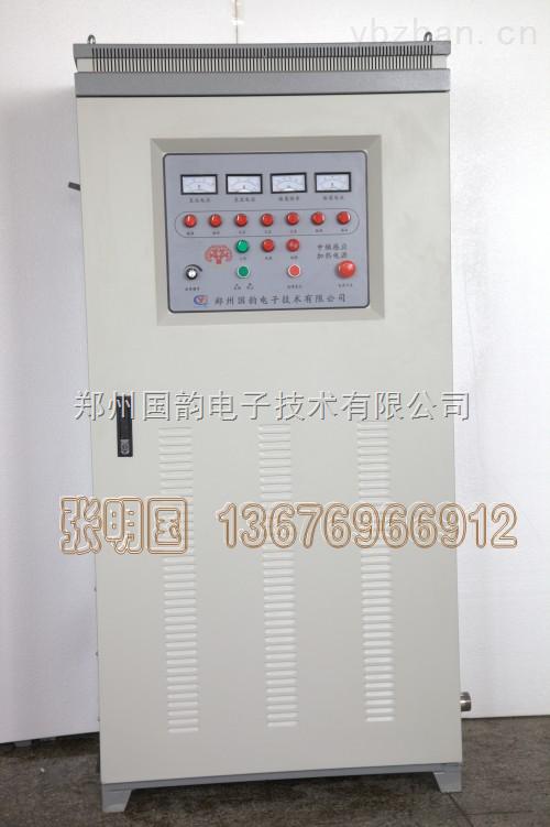 厂供300kw中频圆钢透热炉_棒料中频透热炉(1秒透热、无黑芯)