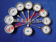 不锈钢耐震双金属温度计、WSS-311N/ WSSN-311F 60表盘WSS-311Z