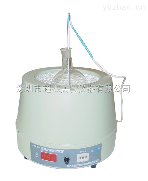 供應惠州HDM系列數顯恒溫電熱套價格