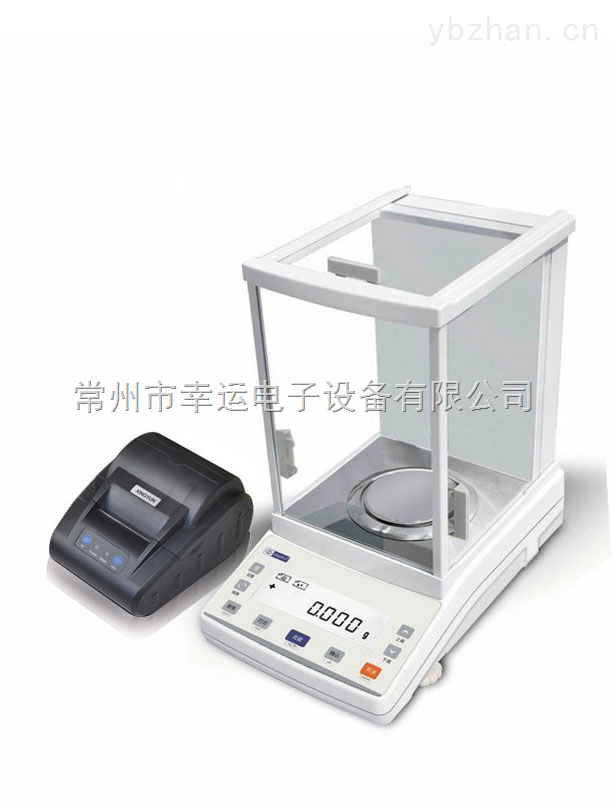 JA203SD-紡織電子天平(210g/1mg)