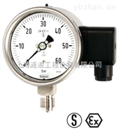 Labom德国不锈钢弹簧管机械压力表