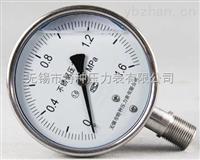 防震不锈钢压力表Y-100B