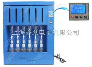 浦城智能型脂肪测定仪-六联(索氏提取器)