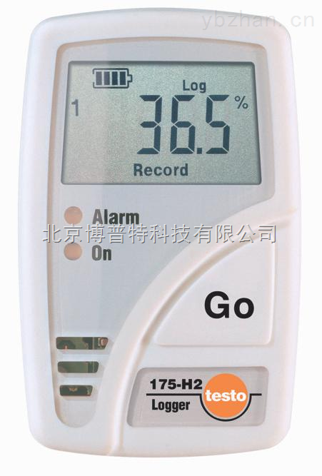 德圖Testo 電子溫濕度記錄儀testo 175-H2
