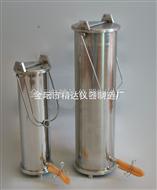 不锈钢分层桶式水质采样器