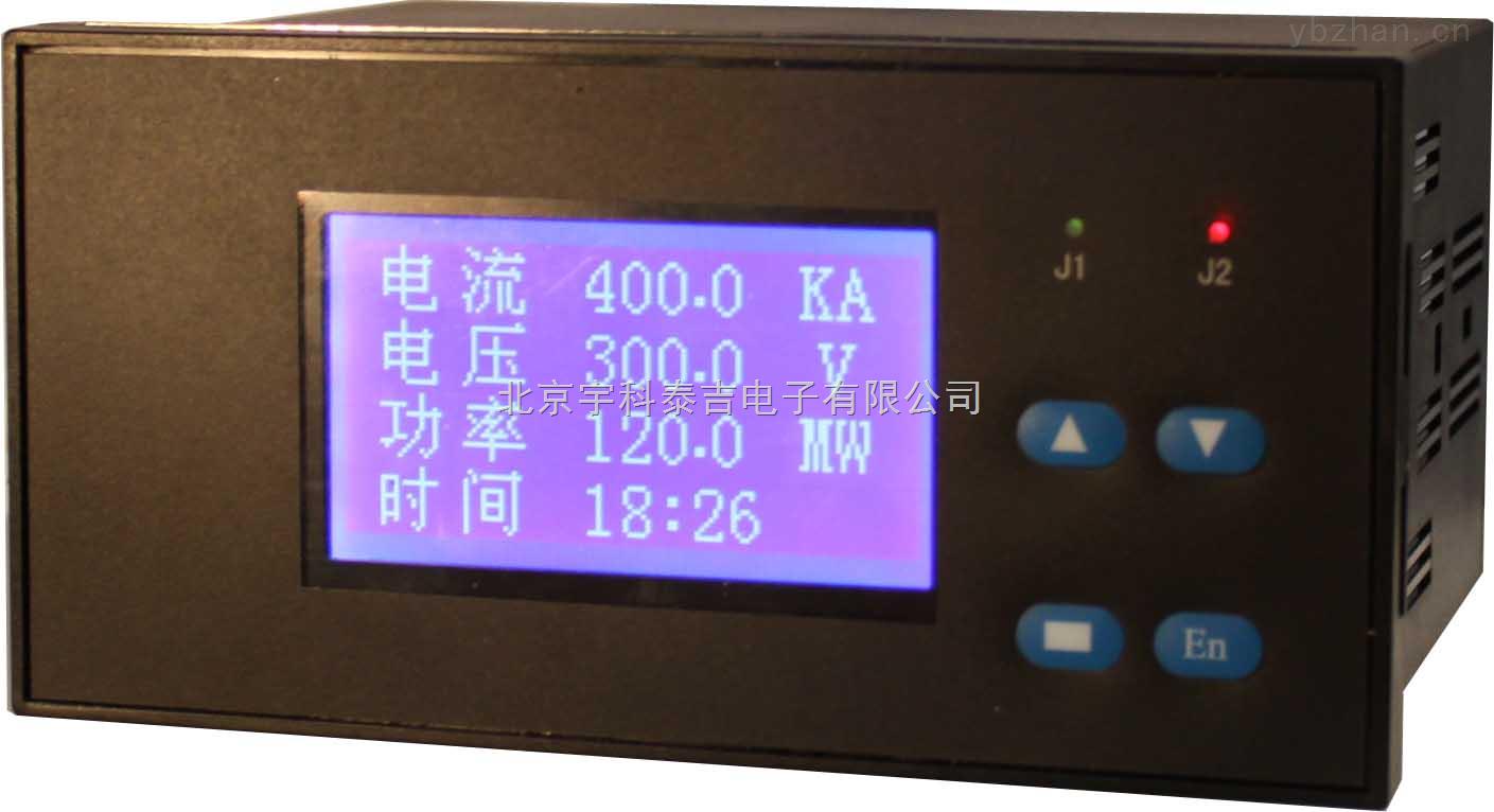 YK-51 LCD,液晶单相交直流电流表,电流电压功率表,数显频率表,北京宇科泰吉