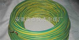 黄绿双色线电缆