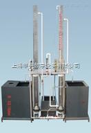 酸性废水升流式过滤中和及吹脱实验装置