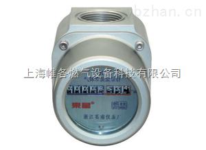 上海西安气体流量计、苍南智能G6(10)型罗茨流量计(可替代皮膜表)