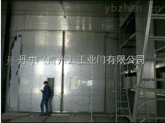 环境可靠性试验箱冷库门