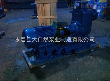 供应ZW100-100-15自控自吸泵