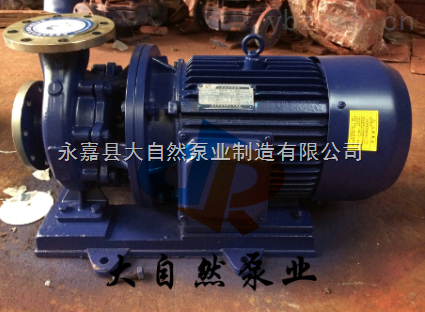 供应ISW40-250B单相管道泵