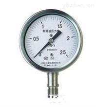 YTN-100B不锈钢耐震压力表