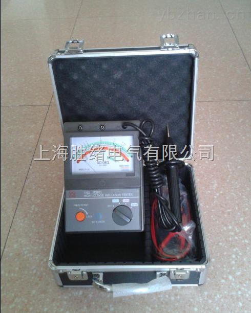 上海指針式兆歐表廠家