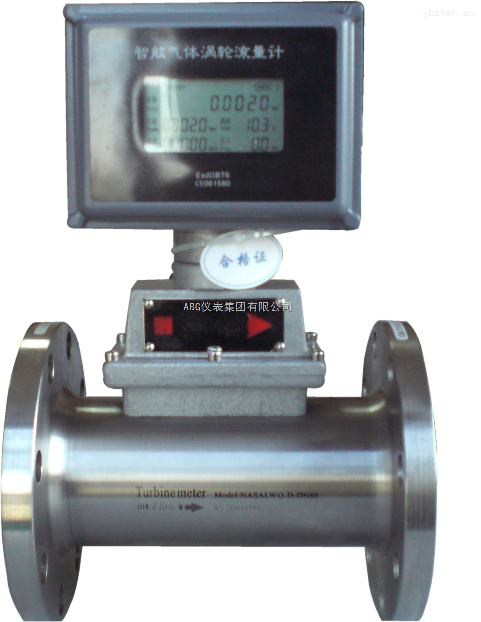 氣體渦輪流量計,價格,廠家,選型,報價,原理