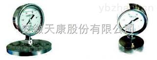 YMN耐震隔膜壓力表