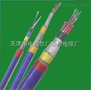 电缆通信 矿用信号电缆MYHVR