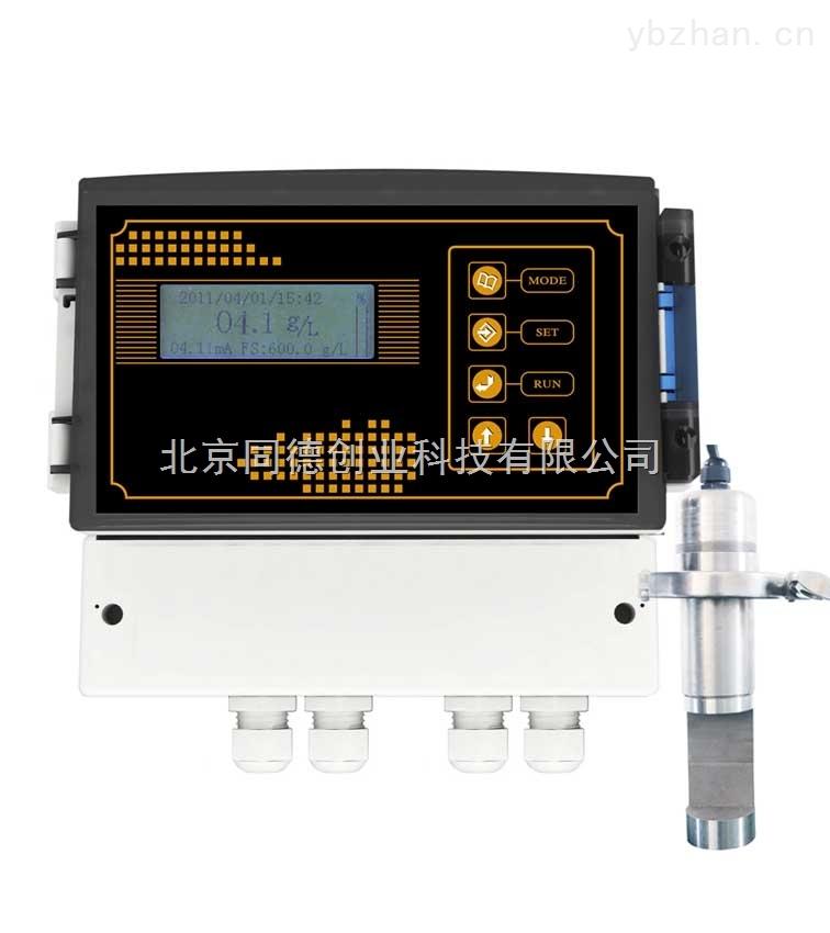 声波污泥浓度计TDVK-VN400/污泥浓度检测仪/声波在线污泥浓度计