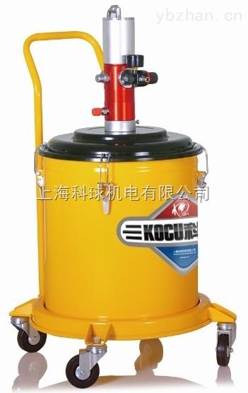 科球GZ-A9型大容量30升气动黄油加注机