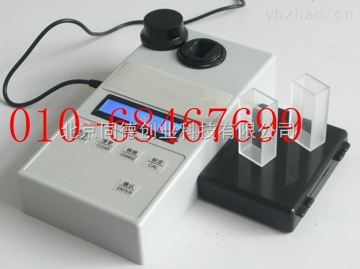 二氧化氯测试仪/便携式水中二氧化氯检测仪