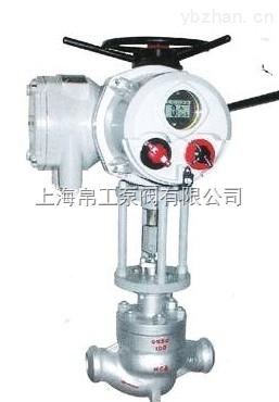 KHPC智能型电动高压笼式调节阀