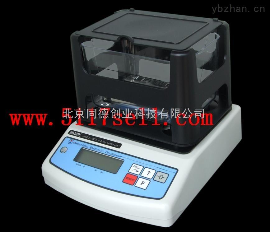橡膠密度計/塑料密度計/比重天平/粉體真比重測定器/固體比重計