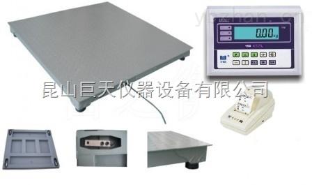 SCS-5噸帶打印電子地磅