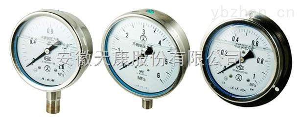 氨用壓力表YA-60