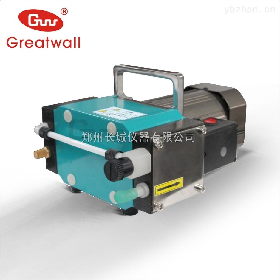 抽真空用隔膜真空泵