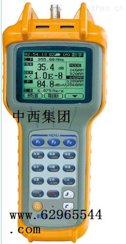 TDZ1-DS2100A-誤碼率場強儀 庫號:M187340