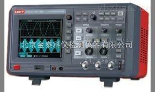 数字存储示波器UTD4302C原理北京金泰科仪批发零售