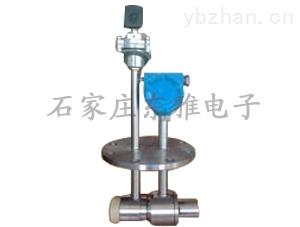 粉尘浓度检测仪(法兰式)  电厂烟道粉尘含量检测仪