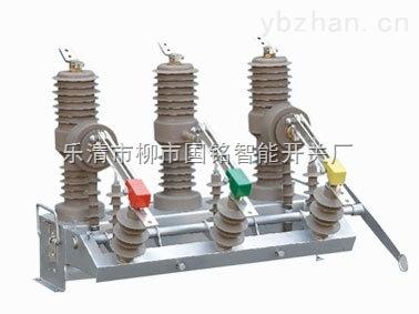 ZW32-12/630-20户外高压真空断路器