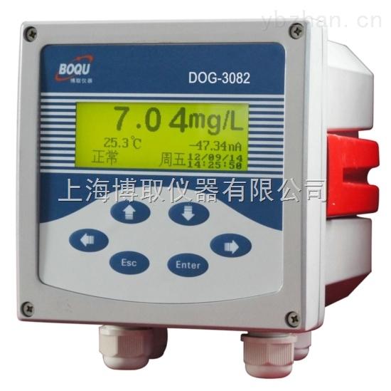 DOG-3082-上海荧光法溶解氧分析仪生产厂家|污水厂免维护的溶氧仪