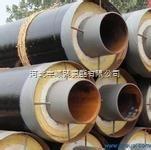 钢套钢高温蒸汽供热保温管,钢套钢保温管适用范围
