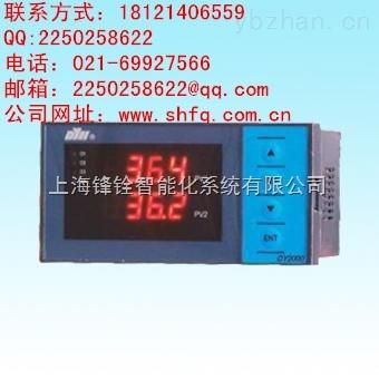 DY2000东辉仪表 DY21E5266P智能双输入显示仪