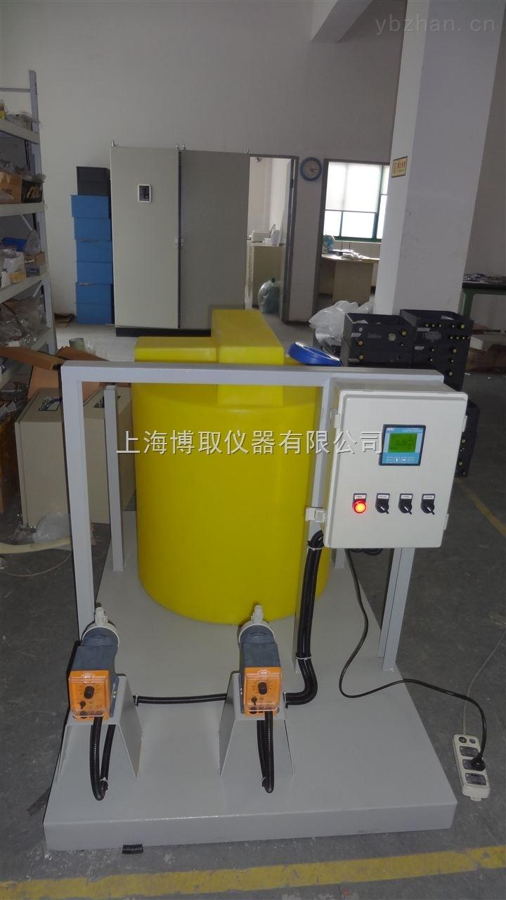PH计加药装置|自动调和控制加酸加碱