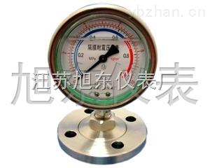 Y-M系列隔膜压力表,法兰式隔膜压力表,螺纹式隔膜压力表