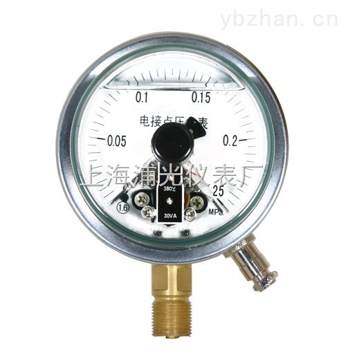 YX系列电接点压力表