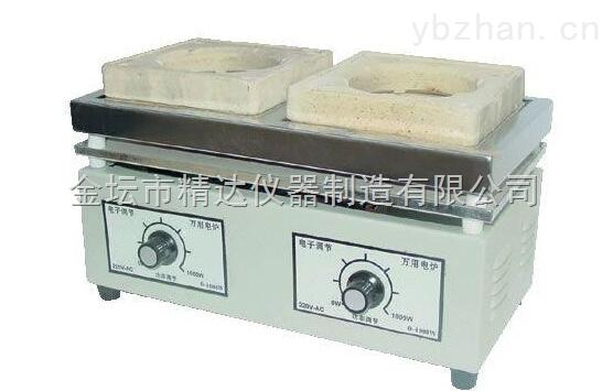 DDL-2KW-双联硅控可调万用电炉