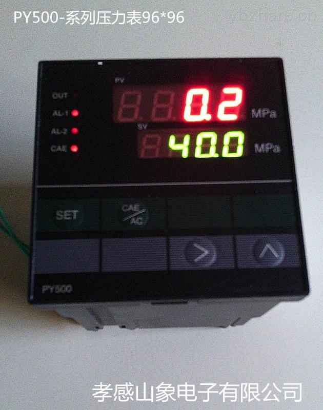 PY500-智能压力显示仪表/孝感山象