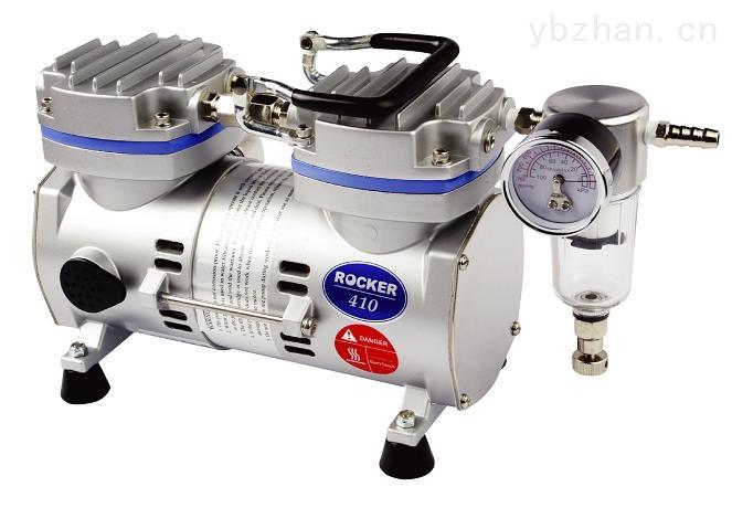 臺灣洛科真空泵 Rocker410 無油式真空泵 實驗室真空泵 實驗室用真空泵