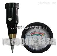 土壤酸度水分計/土壤酸堿度測量儀/土壤酸堿度檢測儀/土壤酸濕度計