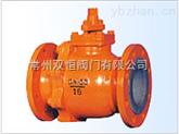 常州JL-Q41F46-16C聚全氟衬里球阀生产