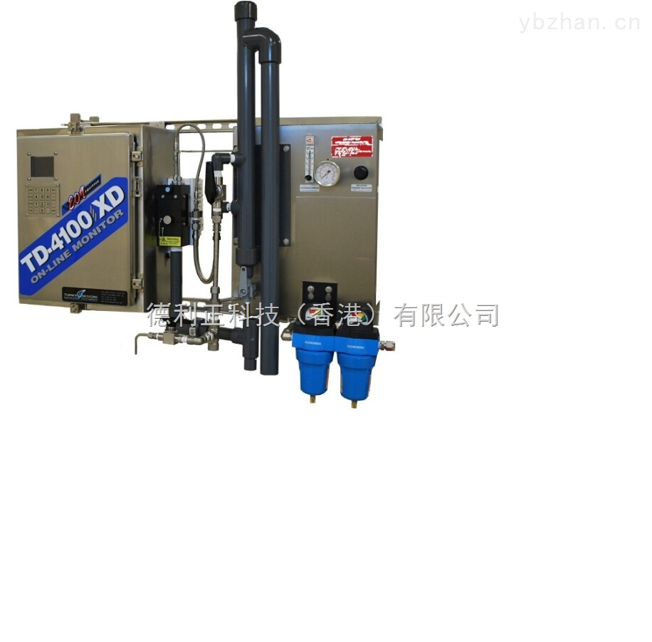 TD-4100-美国特纳TD-4100水中油监测仪(分子荧光法在线测油仪)
