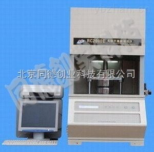 橡胶硫化仪/橡胶无转子硫化仪/无转子硫化仪