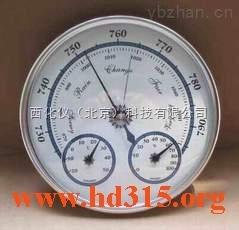 室內溫濕度氣壓計三合一氣象站/晴雨表/ 型號:HMTHB9392()庫號:M164899