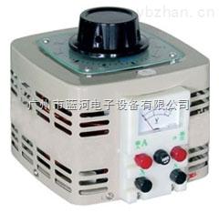 藍河牌TDGC2-2KVA單相調壓器